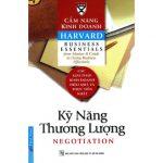 Cẩm nang kinh doanh Harvard – Kỹ năng thương lượng