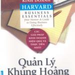 Cẩm nang kinh doanh Harvard – Quản lý khủng hoảng